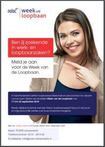 Week van de Loopbaan POWR-mensenwerk Doetinchem en Winterswijk